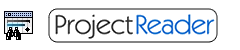 Project Reader Logo